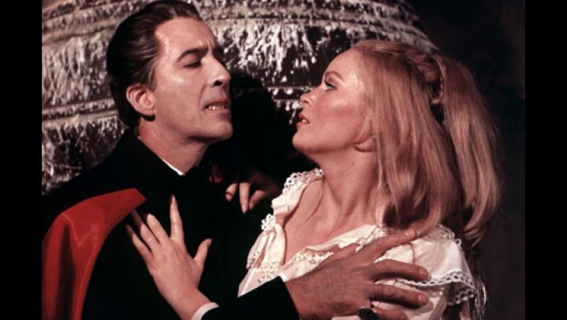Dracula Has Risen from the Grave 1968 Дракула восстал из мертвых HD 720p (HammerFilm)