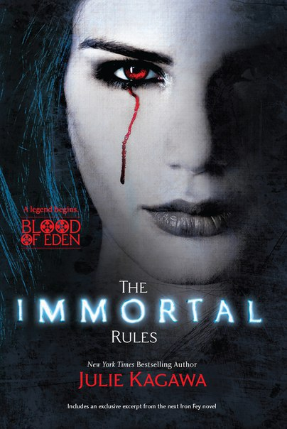 [Young Adult] The Immortal Rules (Blood of Eden #1)