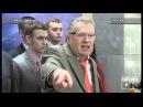 Жириновский о прекращении выступлений Евгения Плющенко на Олимпийских играх в Сочи