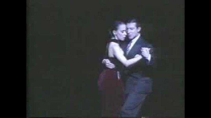 Tango Miguel Angel Zotto y Milena Plebs
