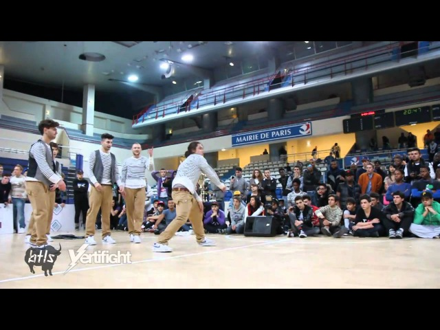 ELECTRO STREET vs SAY BRAAH Final Battle VERTIFIGHT World Championships 2011