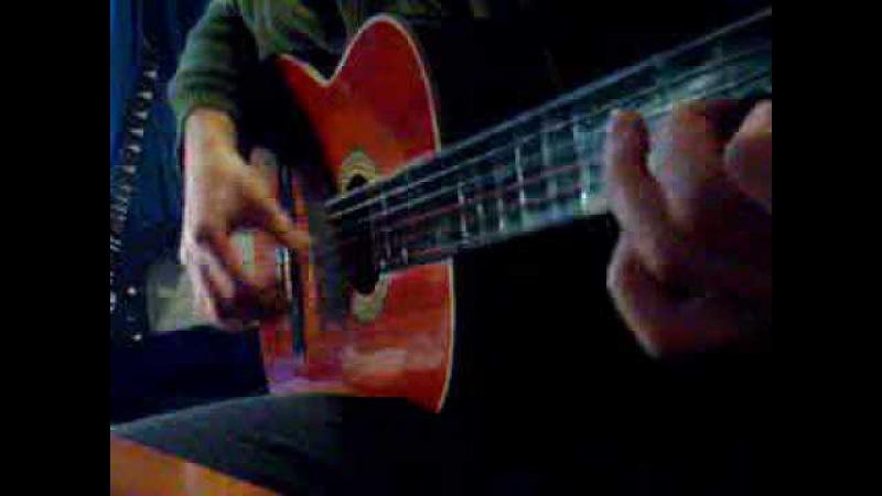 Ancient Egyptian Arabic Improvisation on Fretless Guitar