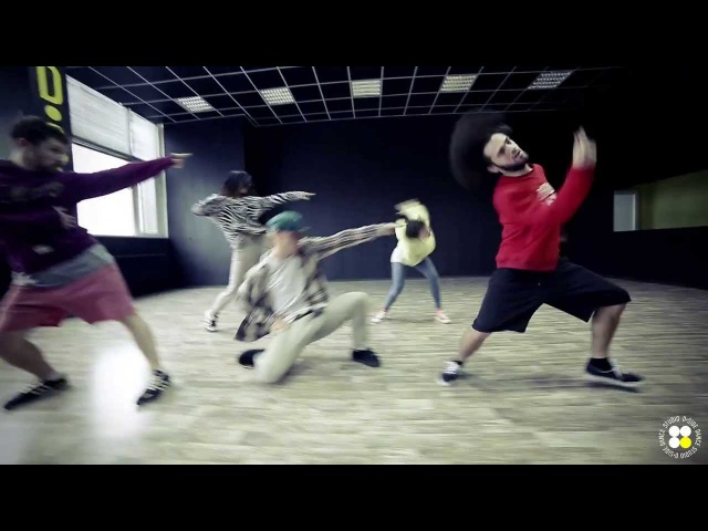Miley Cyrus - SMS (Bangerz) (feat Britney Spears) choreography by Kostya Koval D.SIDE Dance Studio