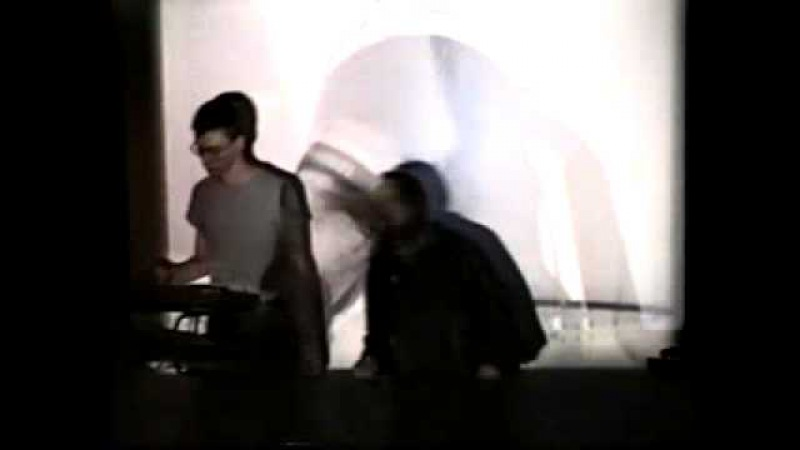 DIGITAL POODLE Snivel Live 1992 Saw Gallery Ottawa