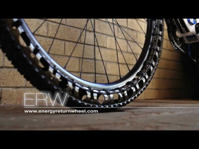 Britek ERW Bicycle MTB Wheel Efficiency autonomous Future