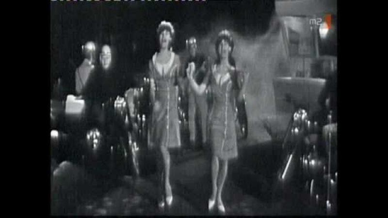 Atlantisz együttes Balikó Ilona és Marianne Koktél 1965 sound restored
