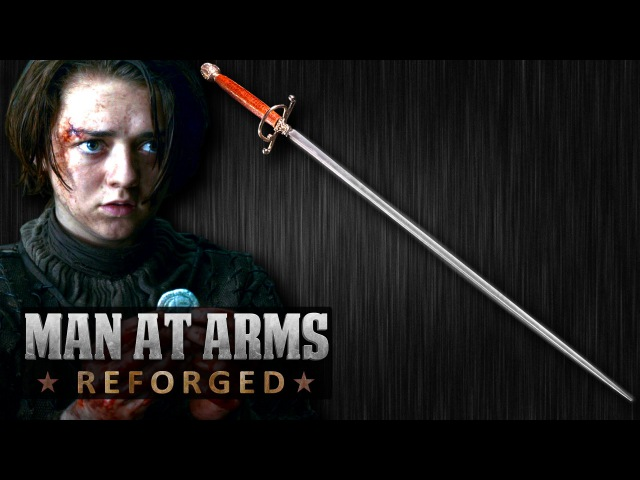 Arya's Needle Game of Thrones MAN AT ARMS