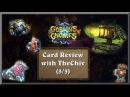 New Goblins vs Gnomes Cards Review Rogue Shaman Warlock Warrior