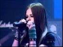 Avril Lavigne Losing Grip Juno Awards 2003