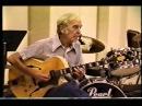 Jimmy Raney on picking phrasing bebop guitar