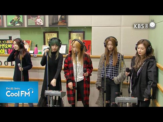 포미닛 4minute 미쳐 라이브 LIVE / 150216[장동민 레이디제인의 두시!]