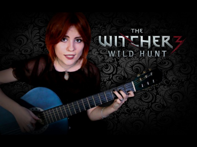 The Wolven Storm - Priscillas Song Cover (The Witcher 3 Wild Hunt)