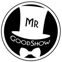 Логотип Mr.GoodShow / EVENT