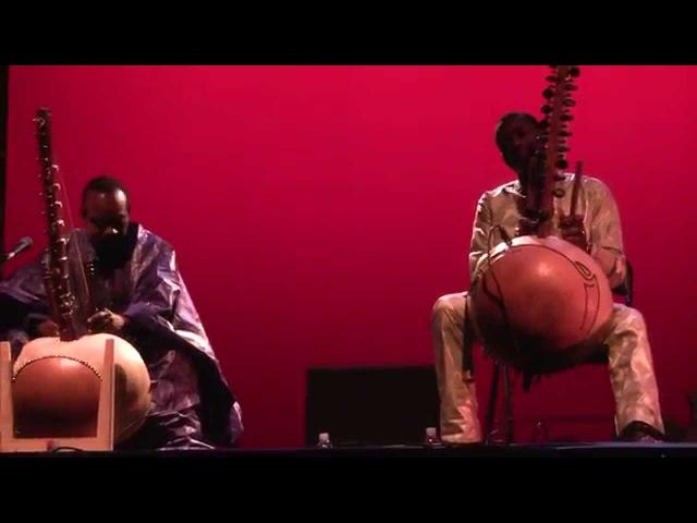 Toumani Sidiki Diabaté - Lampedusa - Festival Mantras -Madrid - 19/02/2015