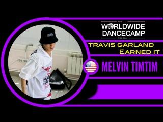 Melvin Timtim Choreography   Travis Garland – Earned It   Worldwide Dance Camp 2015   Russia