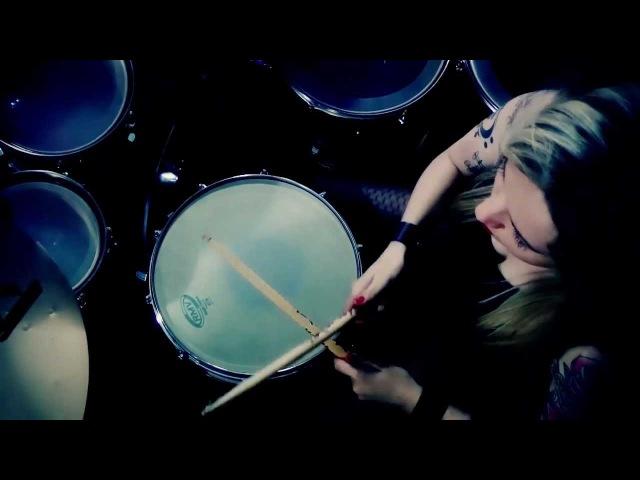 Nervosa - Masked Betrayer (Official Video)
