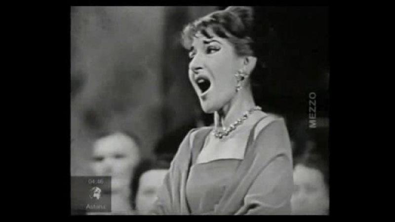 Casta Diva Maria Callas