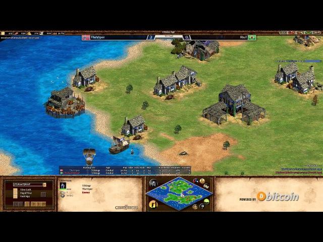 TEC TheViper vs RiuT Game 3