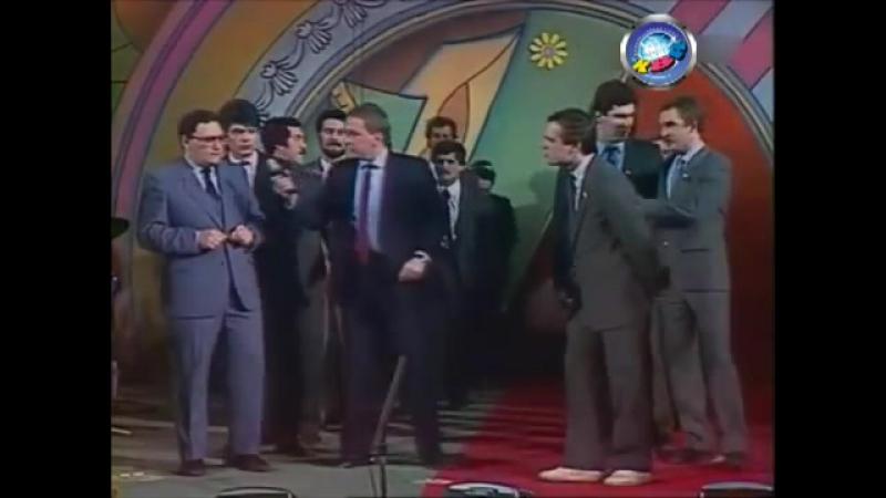 Первая 1/2 МХТИ-УПИ (1986-87)