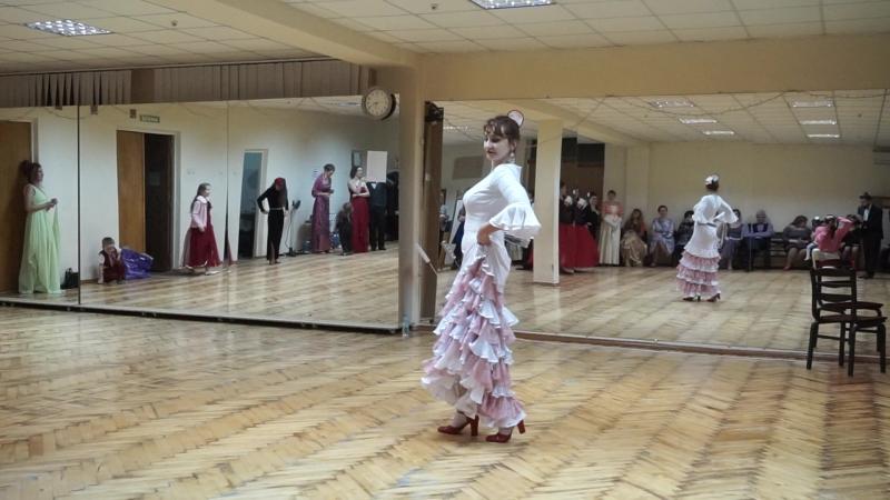 Guajiras. Гуахирас. Танец невесты