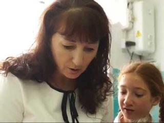 Ольга Корчемкина - очередная героиня рубрики ко Дню учителя.
