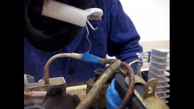Высокое напряжение 2 С умножителя и строчника ТВС