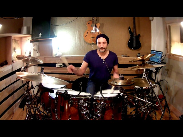 Maxime Zampieri demos MORE new for 2017 effects cymbals from SABIAN