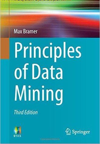 Principles of Data Mining- 3rd edition