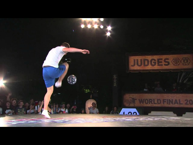Andrew Henderson vs Tobias Becs RBSS Tokyo 2013