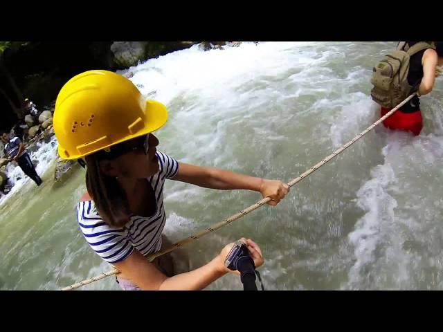 Ущелье Саклыкент Fethiye Saklıkent Kanyonu GoPro 2015