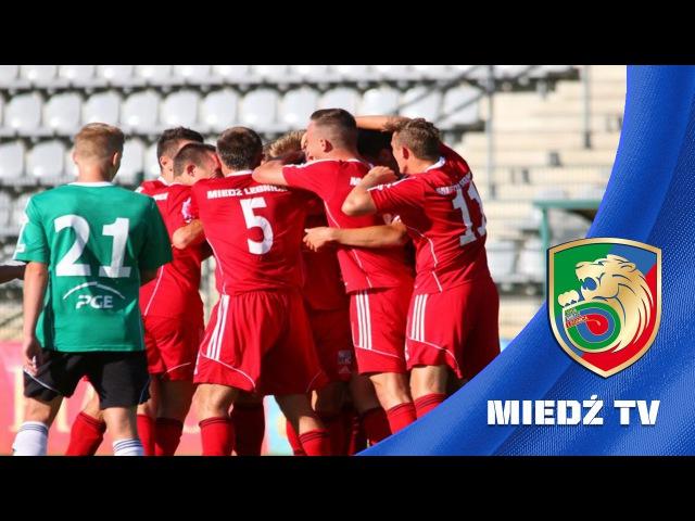 Miedź TV Skrót meczu Miedź II GKS Bełchatów