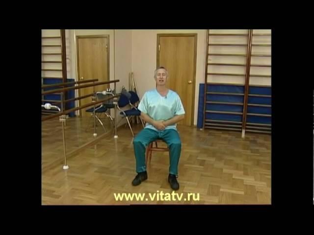 упражнения доктора попова от простатита
