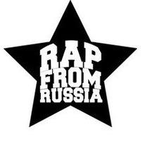 Логотип RAP FROM RUSSIA
