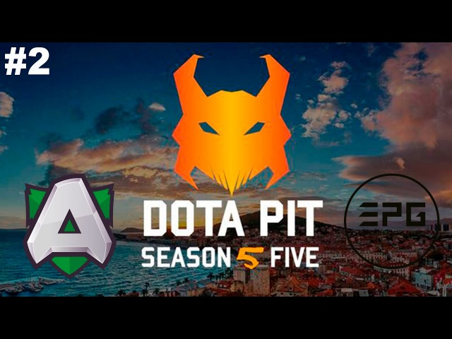 New Patch 7 00 The Alliance vs Elements 2 DotaPit Season 5 Dota 2