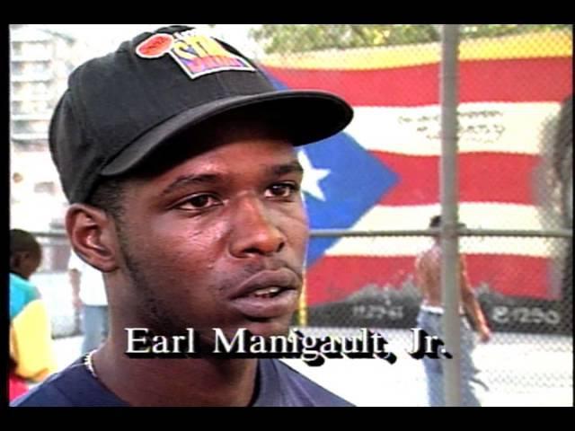 Earl The Goat Manigault on CNN