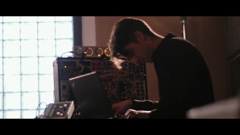 Crack Magazine x Invada Studios James Holden Live