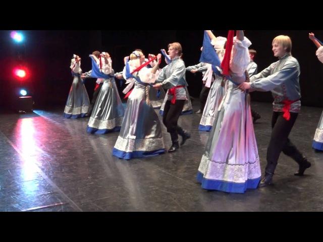 Ансамбль Берёзка танец Узоры