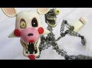 MANGLE TUTORIAL ✔PORCELANA FRIA ✔POLYMER CLAY ✔PLASTILINA
