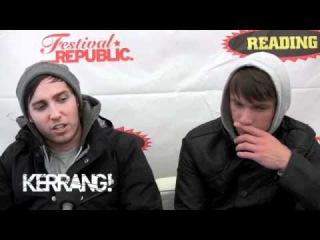 Kerrang! Reading Festival Podcast: You Me At Six