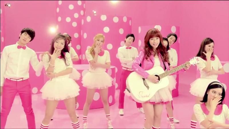 Предебют Чжиан JUNIEL 주니엘 귀여운 남자 Pretty Boy MV