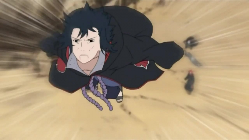 AMV Киллер Би против Учиха Саске Killer B vs Uchiha Sasuke