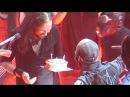 Jonathan Davis Birthday Surprise! Glasgow, Scotland 18.1.15