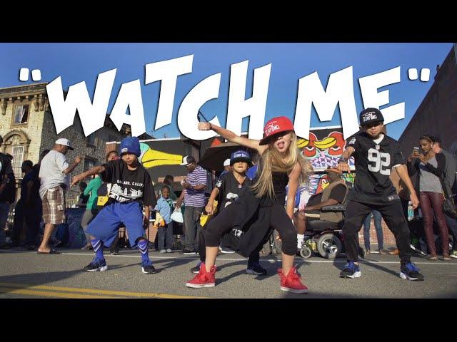 Silento - Watch Me (Whip/NaeNae) | @YAKfilms x TURFinc, Bague Boyz, Phoenix Lil'Mini WatchMeDanceOn