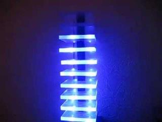 10 LED Индикатор уровня звука (VU meter) БАШНЯ