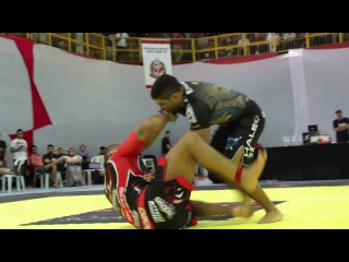Andre Galvao X Cyborg - ADCC 2015 Highlight