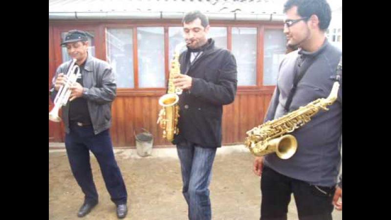 Fanfara Zece Prajini Shukar Romania Brass Band Prelucrare balcanica tuta
