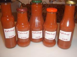 Домашний кетчуп. Маринкины творинки