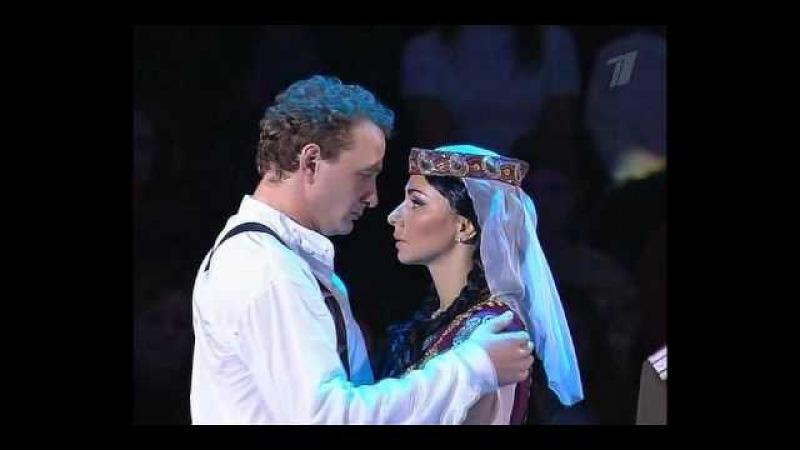 Навка Башаров Белый конь профайл танец