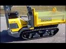 Track Dumper DT15 Wacker Neuson