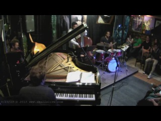 """Taylor Eigsti Trio Live at Smalls - """"Speaking Song"""" [SET EXCERPT] September 23rd, 2015"""